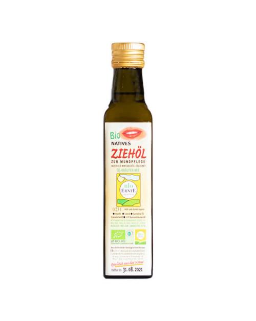 Hudl Ziehöl Bio 0.25 Liter - Naturkost Duschlbaur